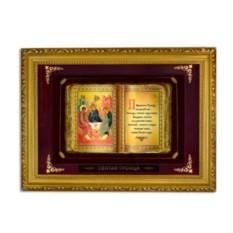 Православное панно Троица