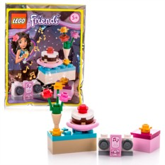 Конструктор Lego Friends День рождения