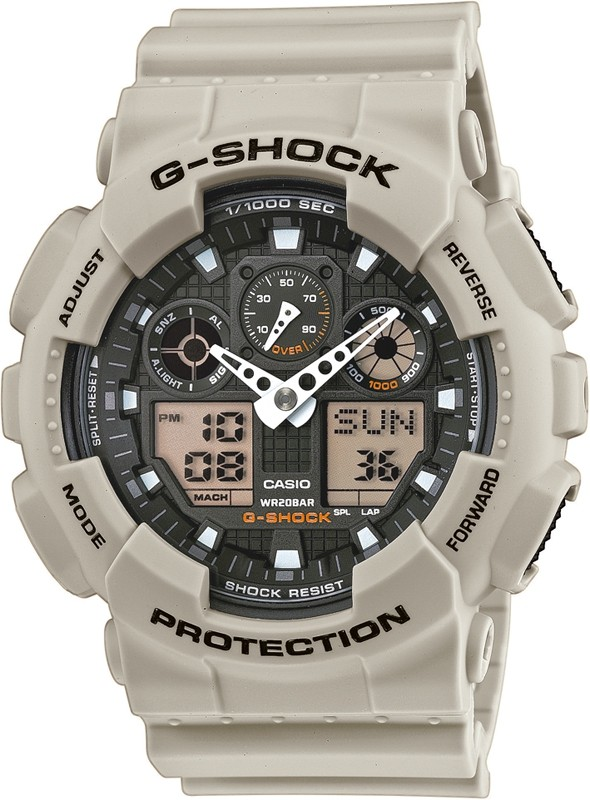 Часы Casio G-Shock GA-100SD-8A Classic Collection