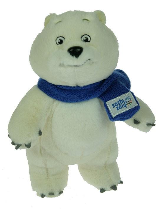 Сувенир «Белый медведь»