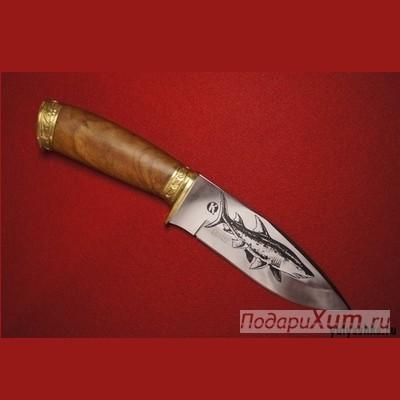 Нож Кизляр - Акула