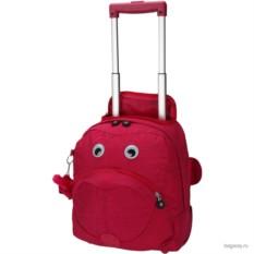 Красный детский чемодан Kids от Kipling