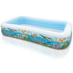 Надувной бассейн INTEX Морские Рыбки