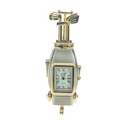 Часы сувенирные «Гольф-клуб»
