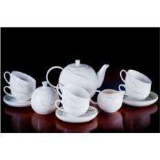 Чайный сервиз Элегия на 6 персон