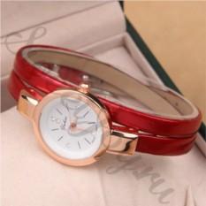 Красные женские наручные часы Yuhao