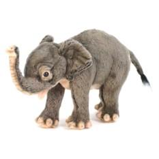 Мягкая игрушка Hansa Слоненок, 14 см