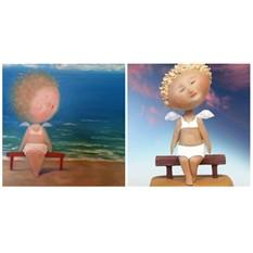 Рельефная картина по фото или по картине