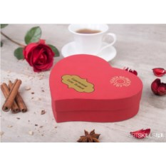 Набор шоколадных конфет ручной работы «Признание»