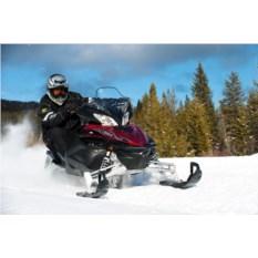 Сафари на 2-местном снегоходе для двоих (120 минут)