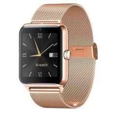 Золотистые умные часы Smart Watch Z50