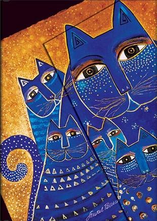 Записная книжка Paperblanks Кошки Средиземноморья