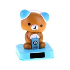 Голубой маятник Мишка и ipod