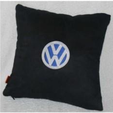 Черная подушка Volkswagen
