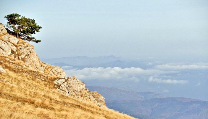 Пеший поход по горному Крыму