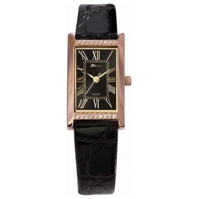 Женские  золотые  часы НИКА - Лилия 0420.2.1.51