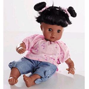 Кукла Маффин - негритенок