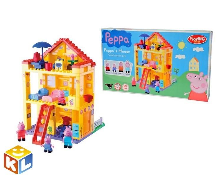 Конструктор Peppa pig Любимый дом