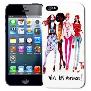 Чехол для iPhone 5 Four Girls из серии Comics