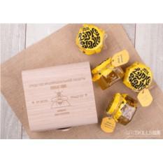 Подарочный набор мёда Средство индивидуальной защиты