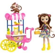Игровой набор Фруктовая корзинка Mattel Enchantimals