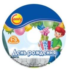 Обучающая CD игра День рождения (Comfy)