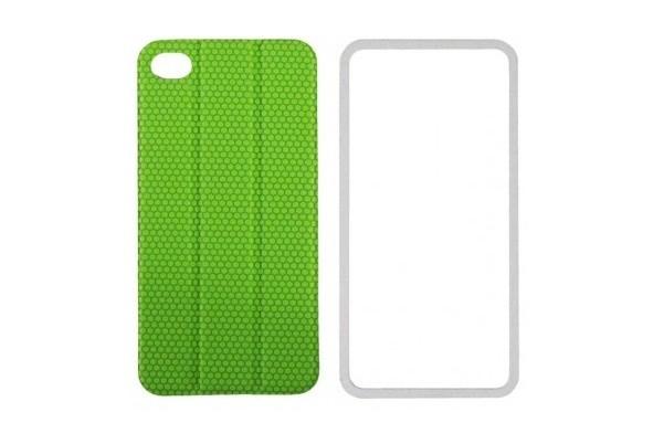 Чехол TidyTilt Design smart-cover для iPhone 4/4s, зеленый