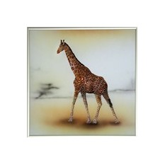 Картина с кристаллами Swarovski  Жираф-2