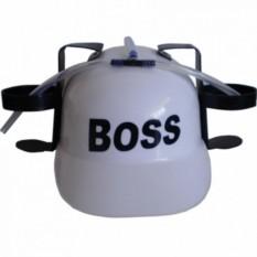 Каска с подставкой BOSS
