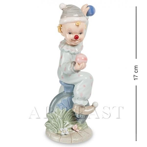Фигурка Клоун на уницикле (Pavone)
