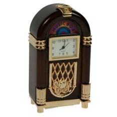Настольные часы Музыкальный автомат
