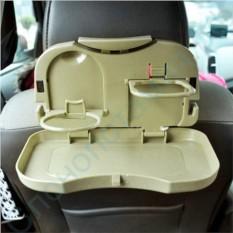 Складывающийся автомобильный столик для напитков