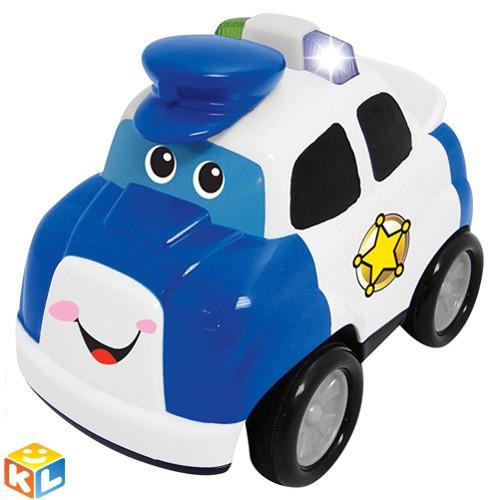 Развивающая игрушка Kiddieland Полицейский автомобиль
