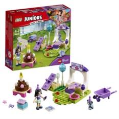 Конструктор Lego Juniors Вечеринка Эммы для питомцев