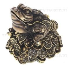 Декоративная фигура Лягушка
