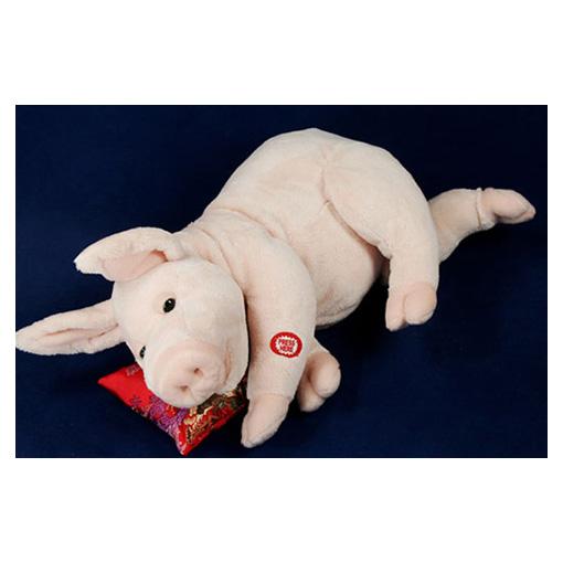 Интерактивная игрушка «Спящий кабанчик»