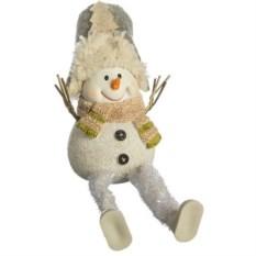 Фигурка Новогодний снеговик
