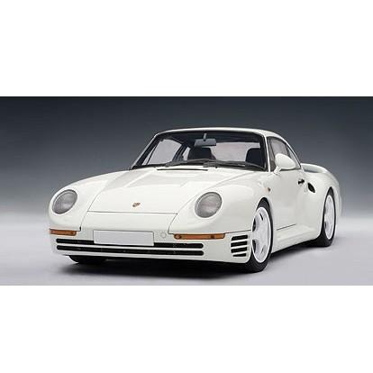 Модель PORSCHE 959 - WHITE