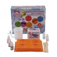 Набор «Создание мыла ручной работы – Смайлы»