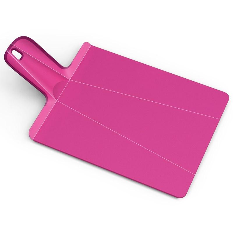 Разделочная доска Chop2Pot™ Plus, большая, розовая