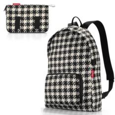 Складной рюкзак Mini maxi fifties black