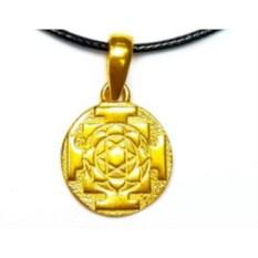 Кулон Янтра Лакшми (золото, 585 проба)