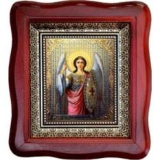 Печатная икона Архангел Михаил