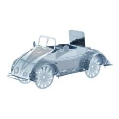 3D-пазл из металла Паровой автомобиль