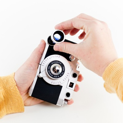 Чехол для iPhone 4/4S Rangefinder