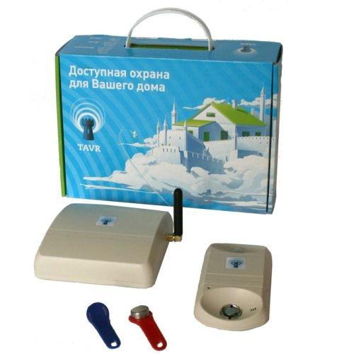 Охранно-пожарная GSM-сигнализация TAVR