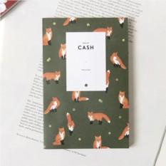 Планинг расходов Save up Cash Fox