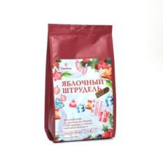 Молотый ароматизированный зерновой кофе Яблочный Штрудель