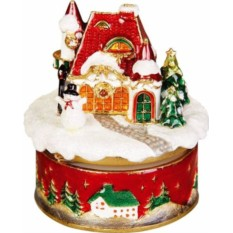 Новогодняя музыкальная композиция Mister Christmas