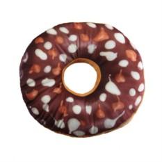 Подушка Шоколадный пончик